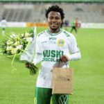 Abdul Halik Hudu named man of the match in Hammarby win over Trelleborg