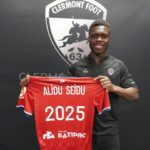 Ghanaian defender Alidu Seidu extends contract with French side Clermont Foot