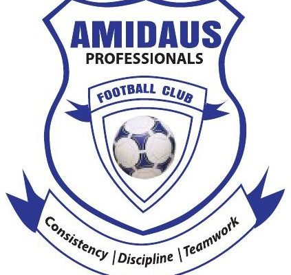 Just In: Amidaus Professionals banned from Division One League by GFA