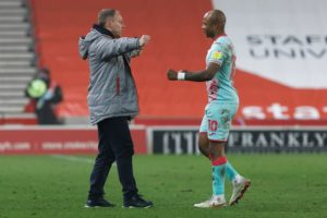 Swansea boss Steve Cooper doesn't know extent of Ayew injury