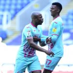 Andrew Ayew scores as Swansea secures play-off spot