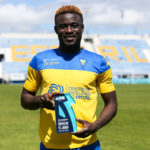 Abdul Aziz Yakubu grabs man of the match in Estoril win