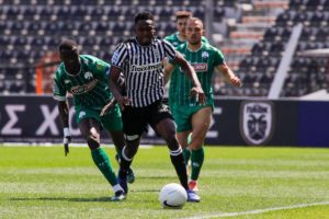 VIDEO: Baba Rahman provides assist in PAOK Salonika's win over AEK