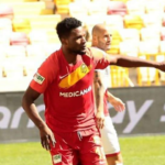 Benjamin Tetteh scores for Yeni Malatyaspor in Ankaragucu win