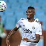 Bernard Mensah ridiculed by Besiktas fans on social media for poor performance