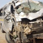 5 feared dead in a road crash at Tema