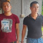 Two Chinese galamsey operators nabbed