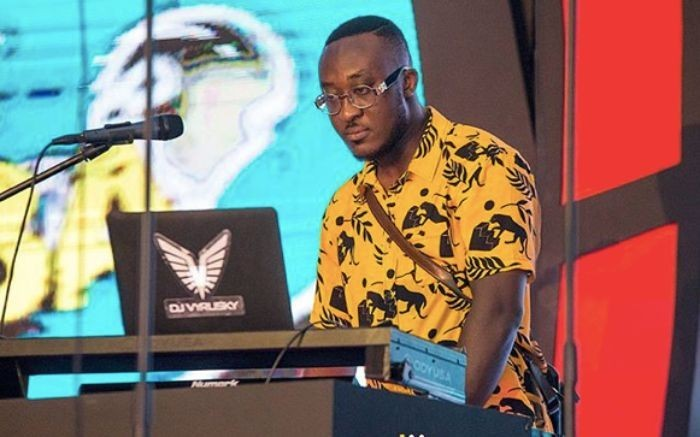 How a Business School graduate ended up a DJ; the story of DJ Vyrusky