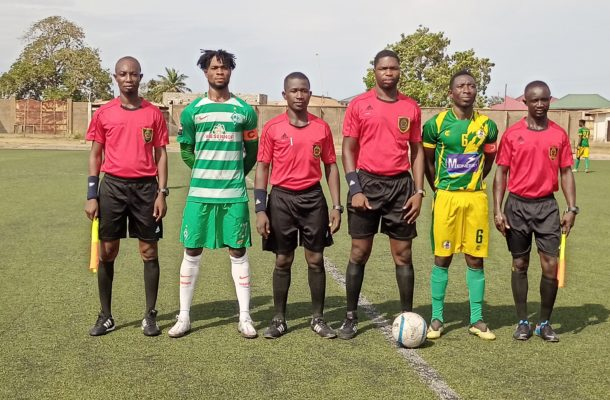 DOL: Match officials for match day 18 announced