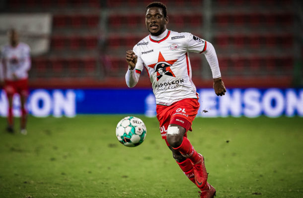 Zulte Waregem's Daniel Opare ruled out for the rest of the season