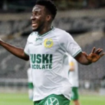 David Accam scores for Hammarby in Swedish cup triumph