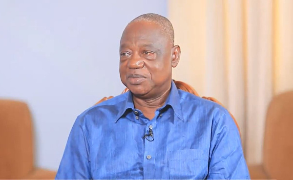 'I'm enjoying the insults' – Dr Benjamin Kunbuor tells NDC supporters