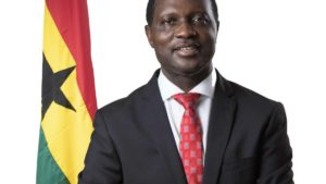 Dr. Yaw Adutwum delivers Ghana's policy statement at UNESCO executive board meeting