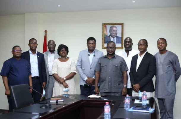 Asenso-Boakye engages with stakeholders in Ghana's housing sector