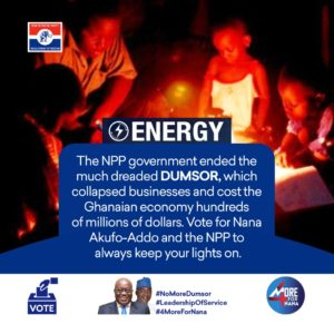 Dr Lawrence writes: Almost four and half years of Messiah Nana Addo's rule of Ghana, are we still talking about dumsor?