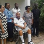 Ghana's oldest medical doctor, Emmanuel Evans-Anfom, dies aged 101