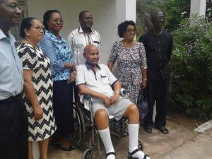 Ghana's oldest medical doctor, Emmanuel Evans-Anfom, dies aged 101