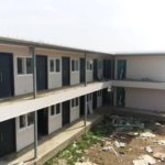 PHOTOS: Hearts of Oak's Pobiman Academy project nearing completion