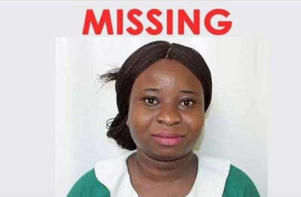 Police, ICGC launch campaign to find missing nurse