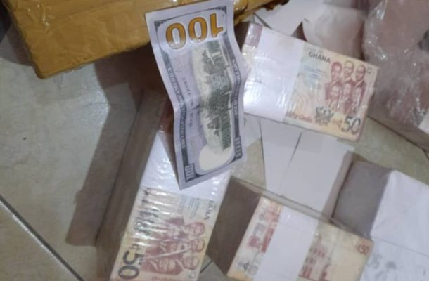 Man in possession of fake currencies arrested in Kasoa