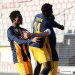Forson Amankwah provides two assists in Liefering win