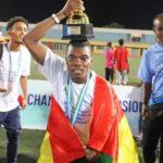 Ghanaian striker Gabriel Dadzie wins Djibouti league with AS Arta Solar7