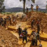 3 illegal miners jailed 15 years