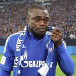 Gerald Asamoah reacts to Schalke fans attack on players after relegation