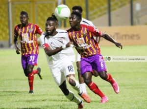 VIDEO: Watch highlights of Hearts of Oak's 1-0 win over Inter Allies