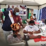New Juaben South: Michael Okyere Baafi organizes health screening for constituents