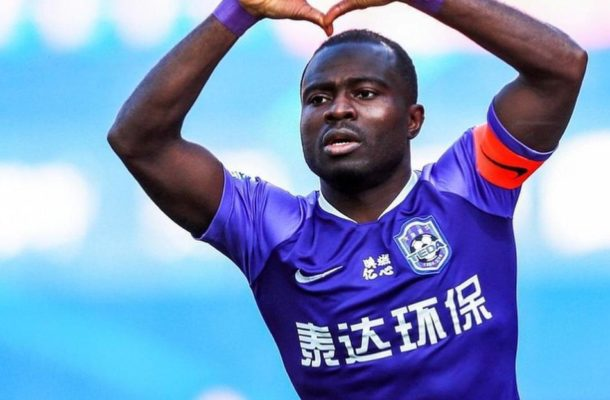 I will break Ghana's Afcon Penalty curse and win the title for the country- Frank Acheampong