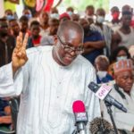 Bagbin storms hometown to a rousing welcome