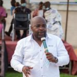 New Juaben South MP, Michael Okyere Baafi holds community engagement