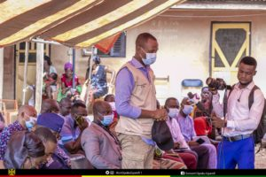 Aponapon fire outbreak: Amansie South DCE supports bereaved families