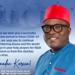 Remember Ghana and the world in prayers this holy period - Opare-Ansah to Muslims
