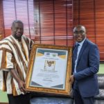 Scholarship Secretariat honours Frank Annoh-Dompreh