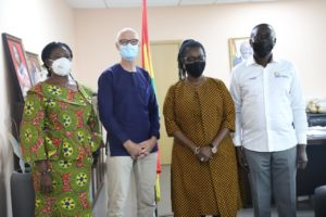 14,000 people to benefit from Ghana-Norway DTC partnership