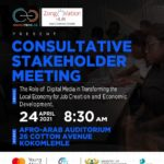 ZongoVation Hub and Ghana Tech Lab hold Stakeholders Engagement