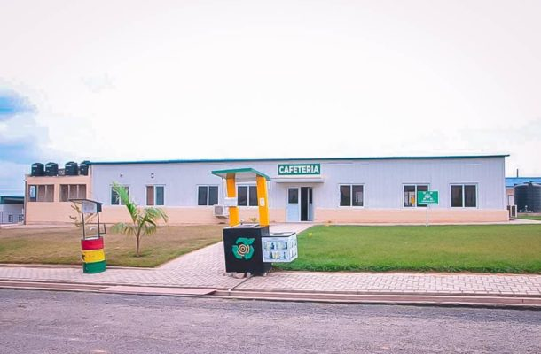 KCARP, Africa's largest recycling plant becomes fully operational