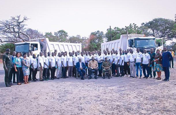 Over 200 Zoomlion drivers undergo training