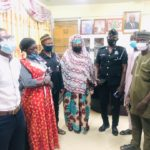 Two children with disabilities in Savelugu benefit from Dagbon Union in UK