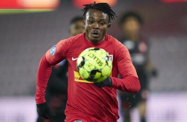 FC Cincinnati's Isaac Atanga rejects Mohammed Kudus comparisons