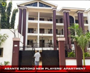 PHOTOS: Kotoko management acquire plush apartments for players