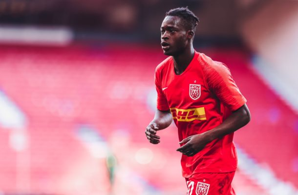 Kamaldeen Sulemana makes Danish Superliga team of the week