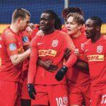 Kamaldeen Sulemana scores again in Nordsjaelland draw against FC Copenhagen