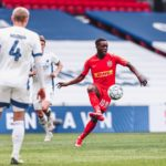Kamaldeen Sulemana delighted with draw against FC Copenhagen