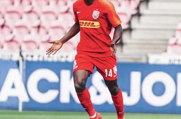 Ajax director confirms interest in Kamaldeen Sulemana