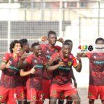 Osman Ibrahim returns to Kotoko squad to face Dreams FC after injury