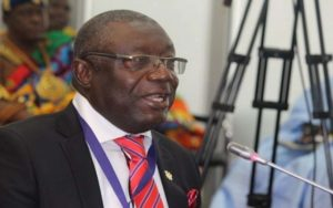 Dr. Kwaku Afriyie calls for collective approach in fighting climate change