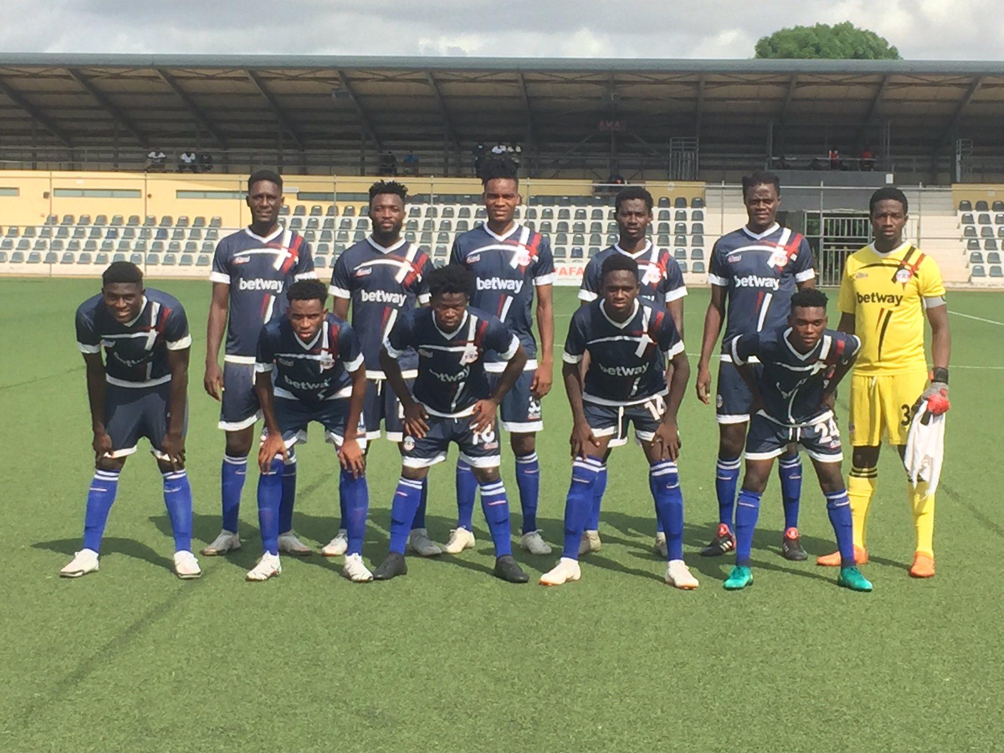 GPL: Kweku Karikari's goal over Eleven Wonders gives Liberty's survival hopes a boost